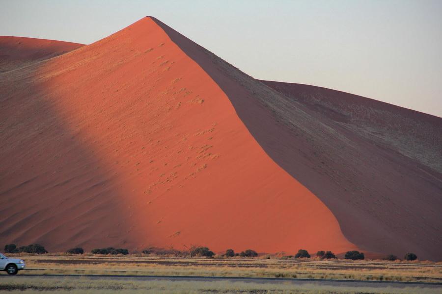 Удивительные цвета Африки