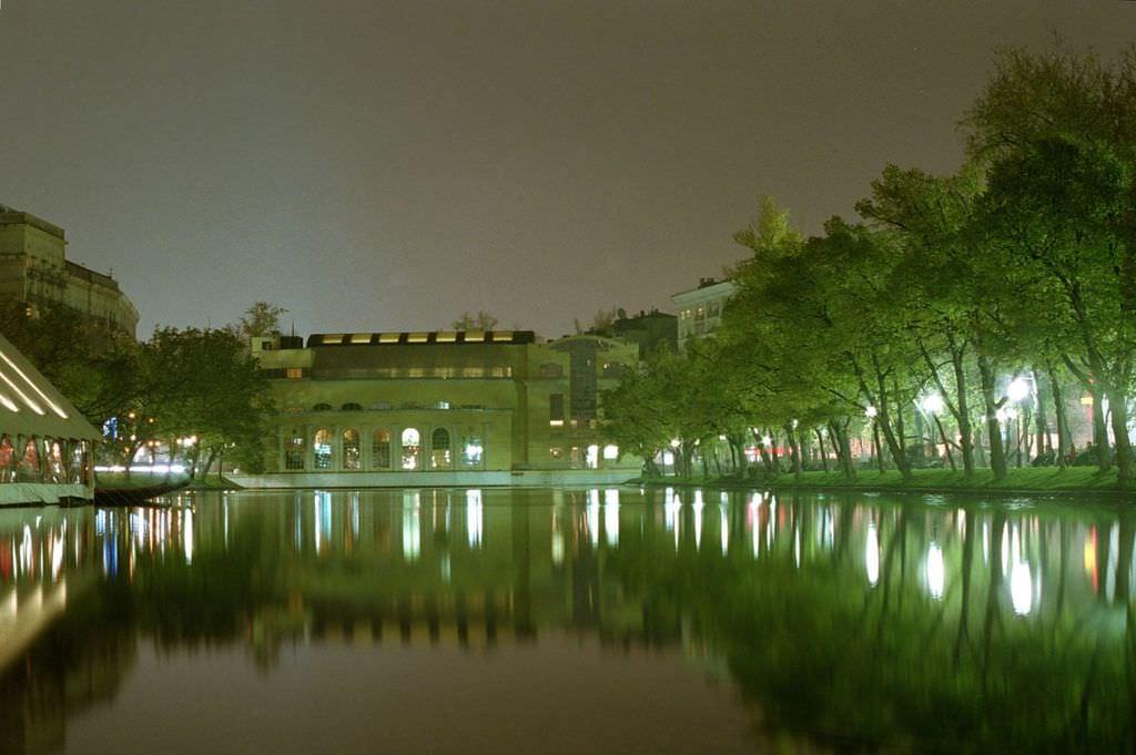 Фото Чистых прудов, Москва