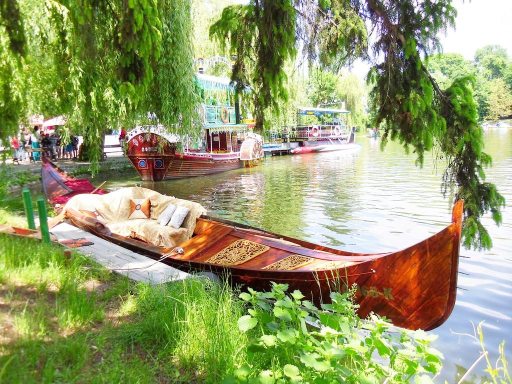 Софиевский парк - жемчужина Украины.