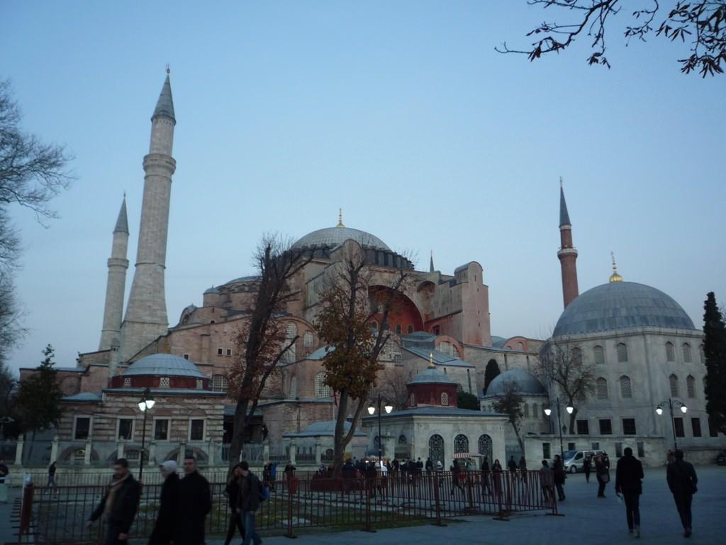 Незабываемый Стамбул.