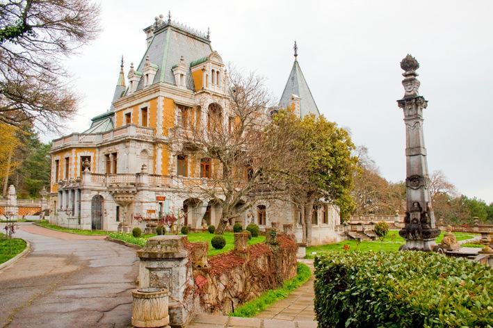 Фото Массандровского дворца