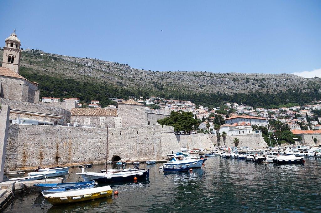 Поездка в Дубровник, Хорватия и Босния и Герцеговина