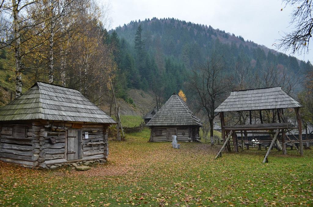 Удивительное Закарпатье. Колочава - село 10 музеев (часть 3).