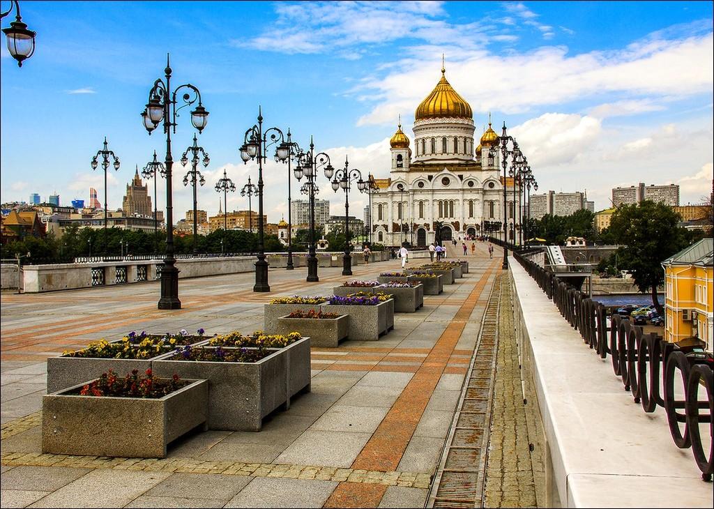 Фото Храма Христа Спасителя в Москве