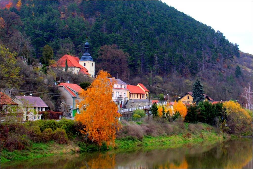 Самостоятельная поездка и проживание  Чехии