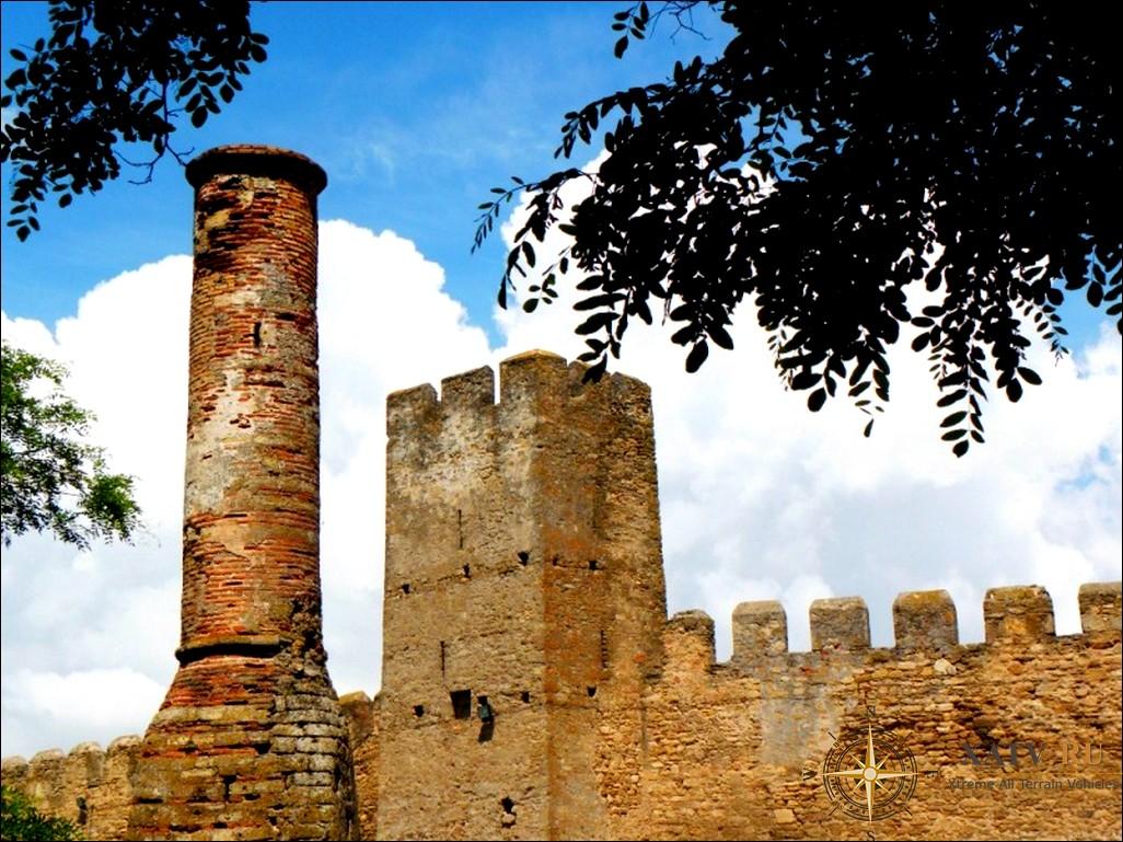 Топ-10 замков Украины
