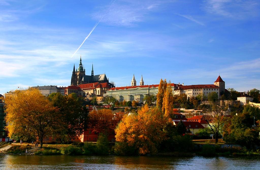 Уникальные места мира. Чехия, Пражский Град – огромный дворцово-храмовый комплекс