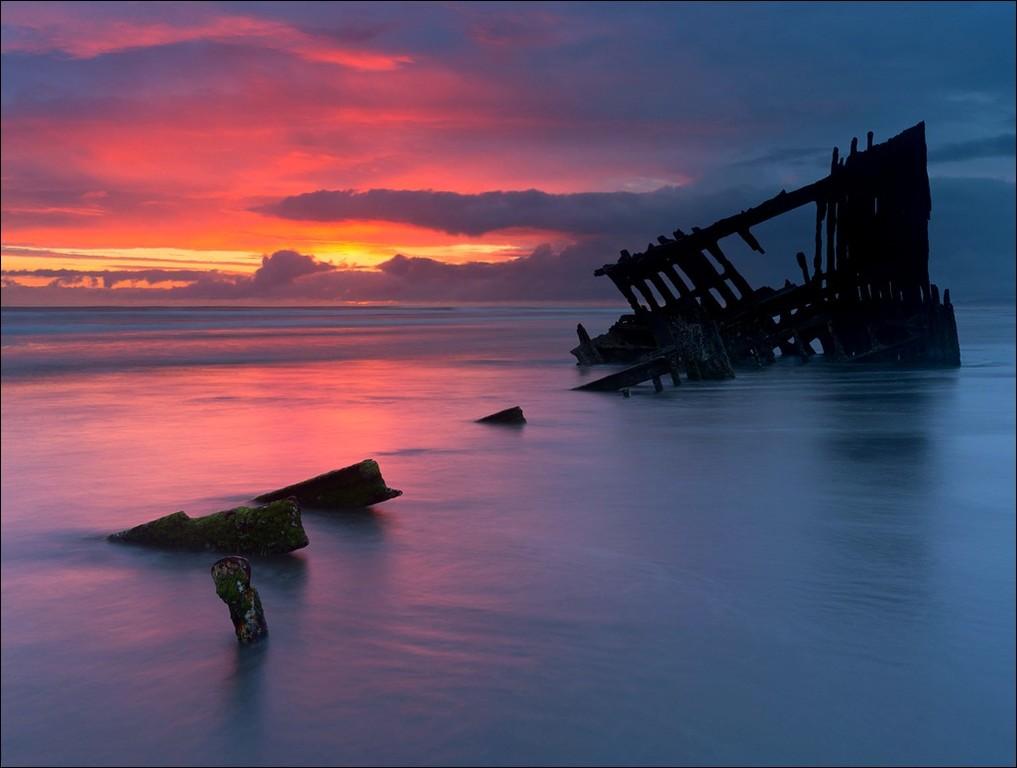 Остров погибших кораблей.