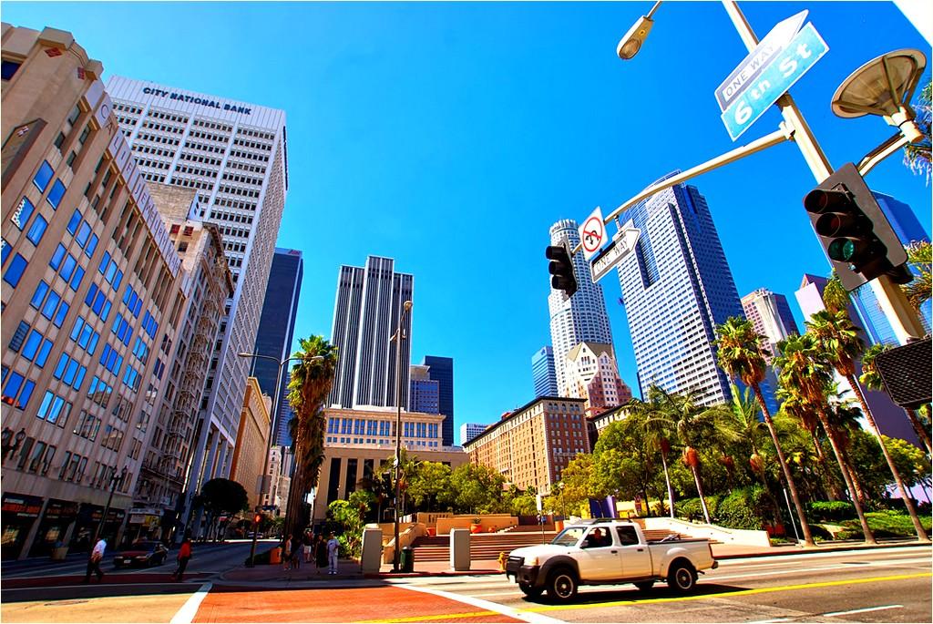 Лос-Анджелес – американский город мечты.
