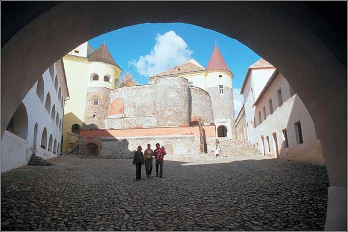 Мукачевский замок «Паланок»