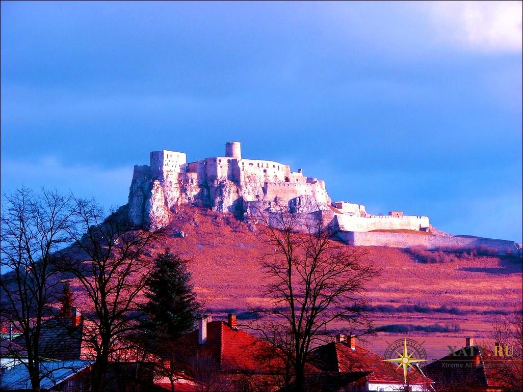 Замки и привидения Словакии
