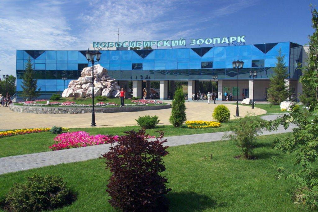 Фото Новосибирского зоопарка