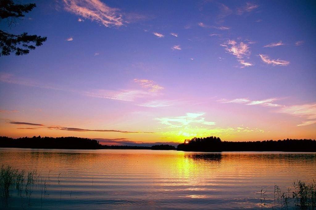 Озеро Велье, Новгородская область