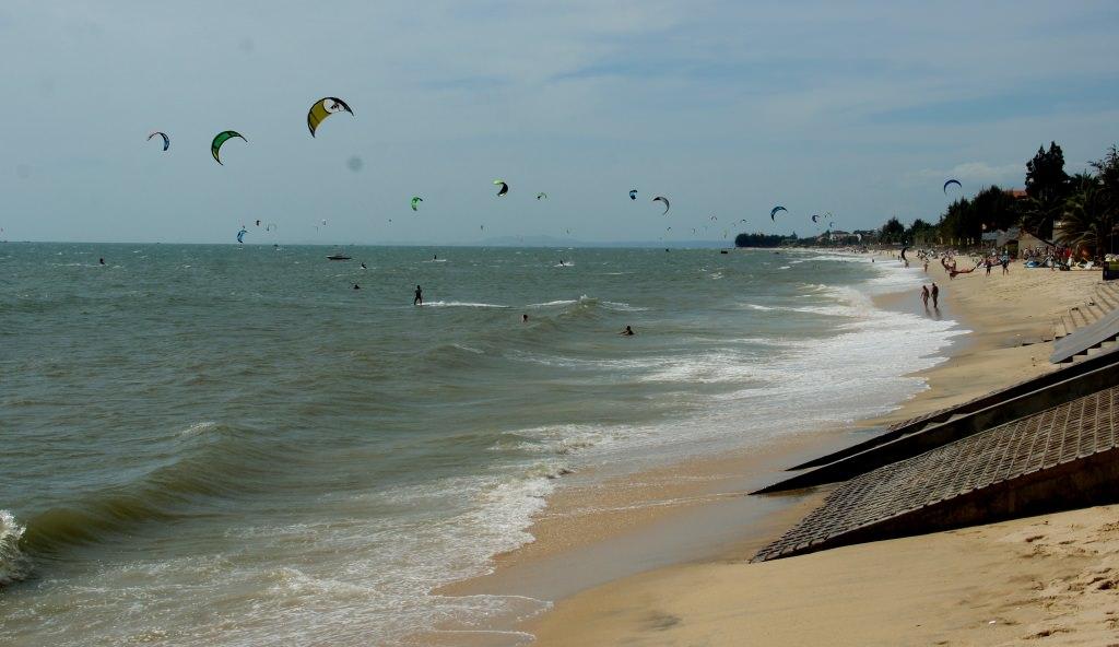 Белые дюны Вьетнама.