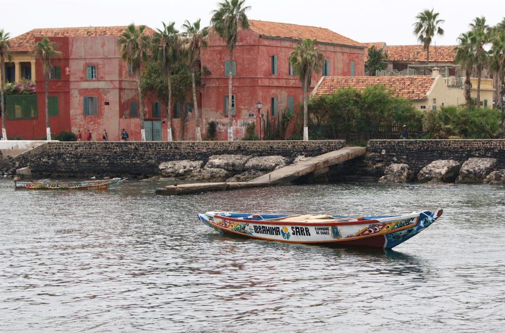 Сенегал и остров Горе.