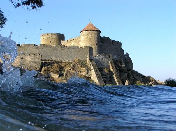 Белгород-Днестровская крепость 18 века!