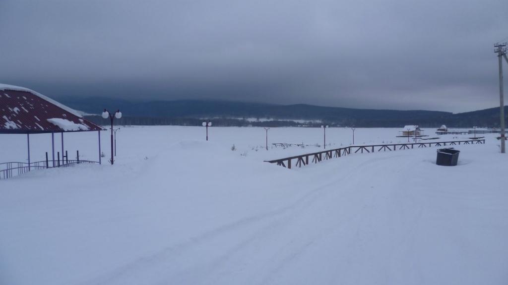 Зимний отдых в Нугуше.