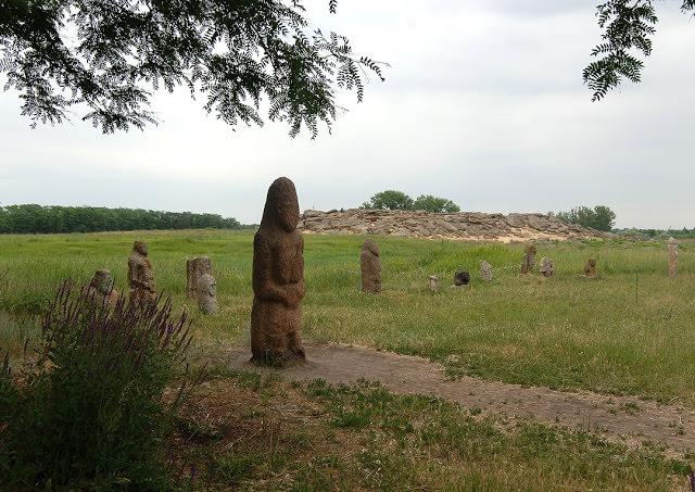 Каменная Могила - Мелитополь.