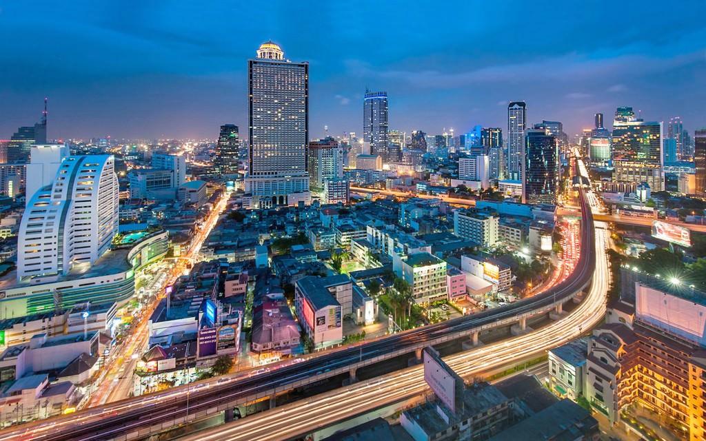 Фотоотчет: Путешествие в Бангко́к