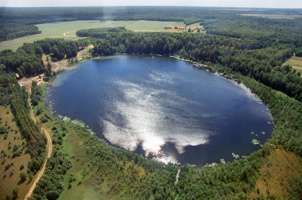Лечебная вода озера Светлояр