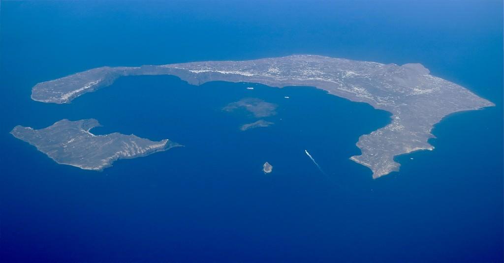 Самый красивый остров Эгейского моря.