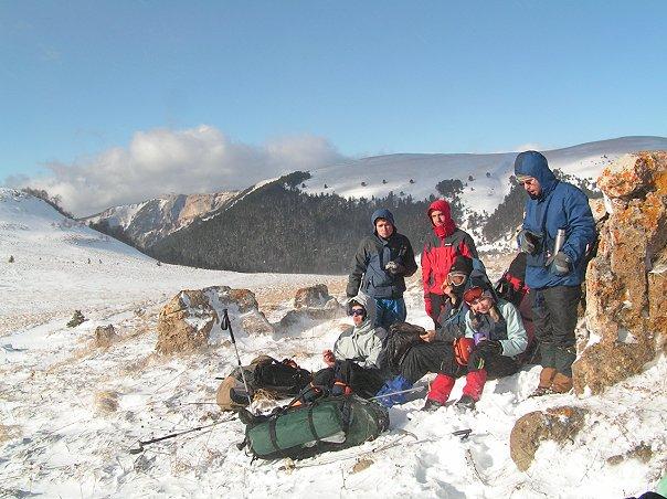 Фото плато Лагонаки