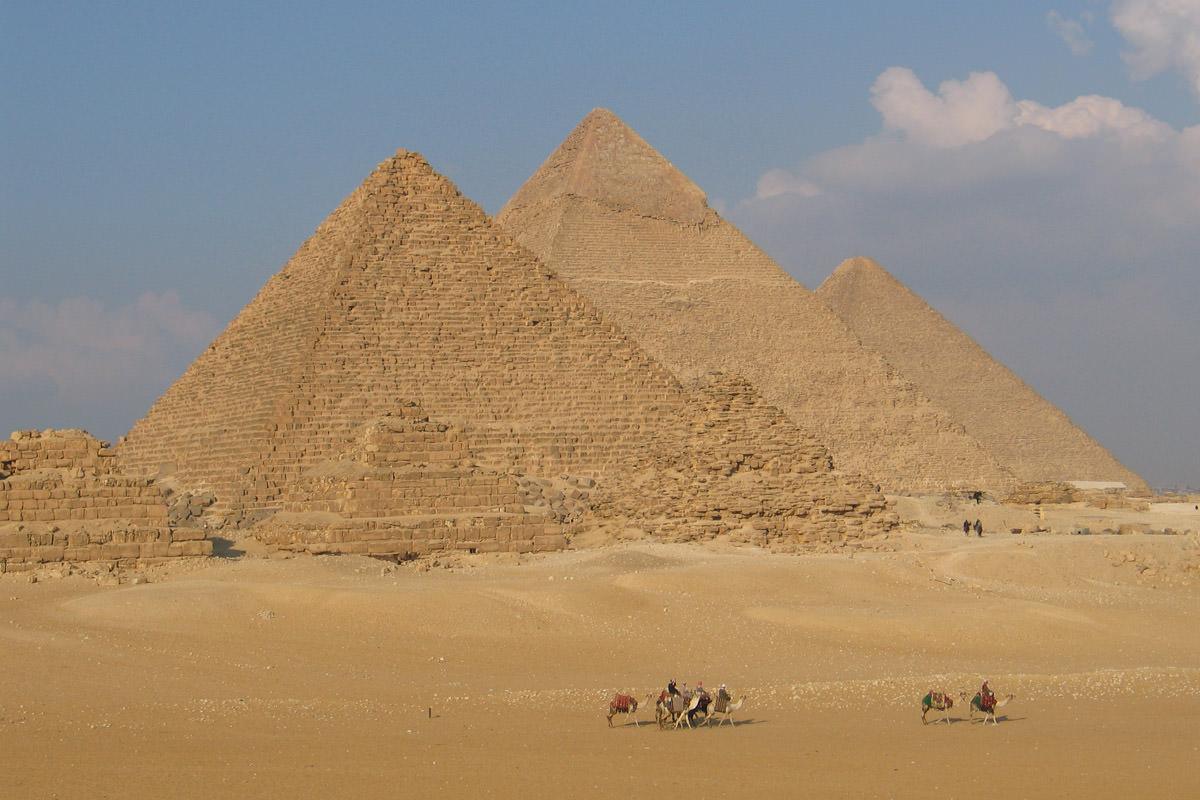 Путешествие в древний и не очень Египет: Каир и пирамиды Гиза