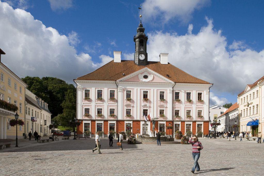 Тарту – город интеллектуальных развлечений