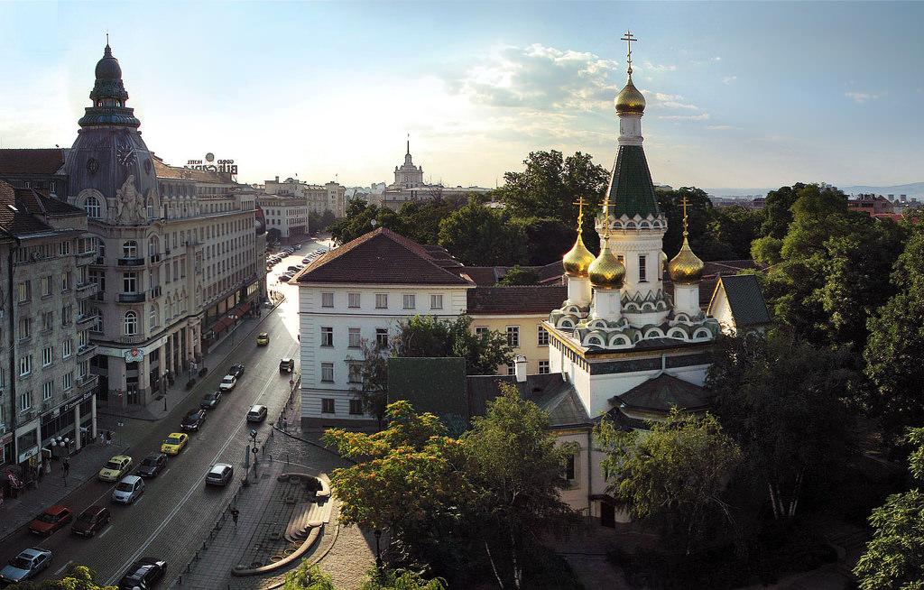 Сердце Болгарии – София