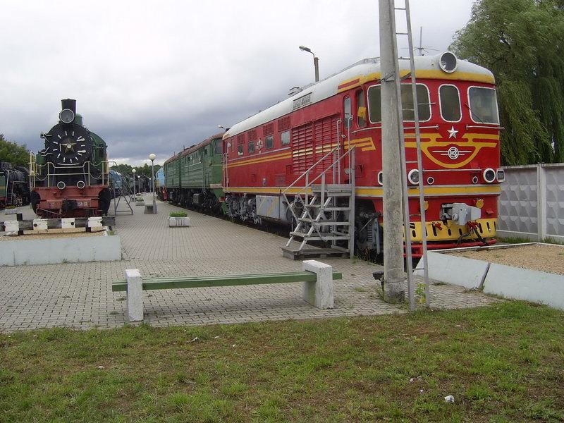 Город-форпост в Белоруссии