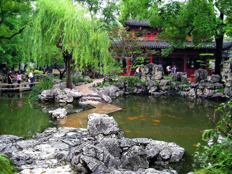 Китайский город - муравейник – Шанхай