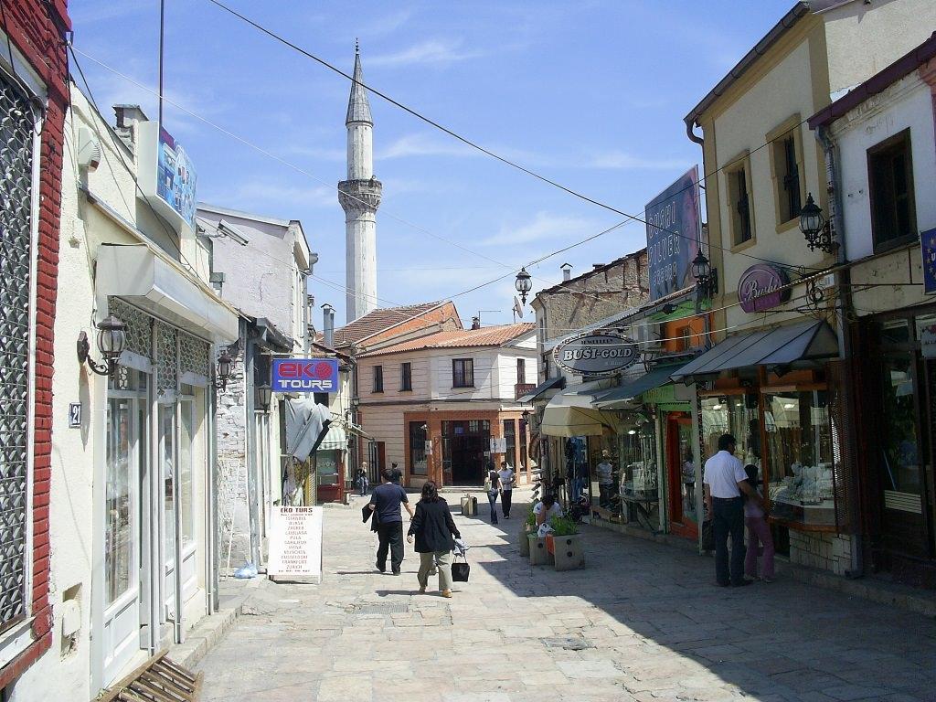 Незабываемая столица Македонии - Скопье