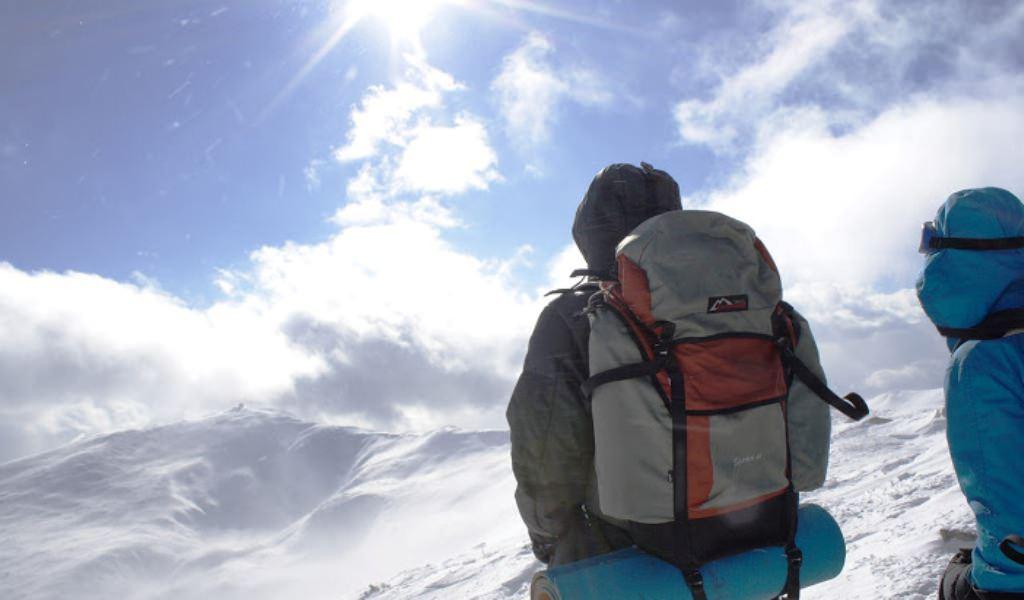 Восхождение на гору Пип Иван