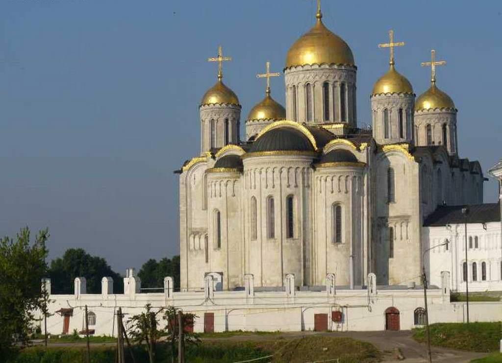 Памятники Владимира-Волынского