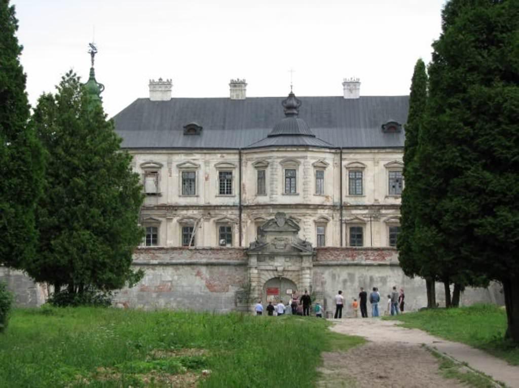 Подгорецкий и Олеськовский замок