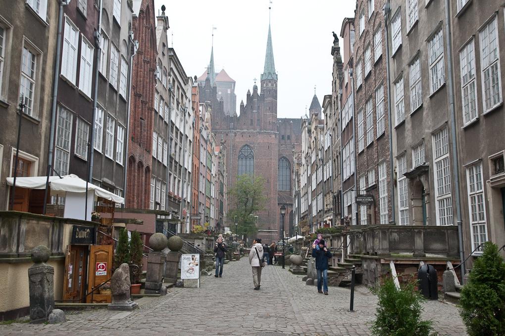 Гданьск – портовая жемчужина Польши