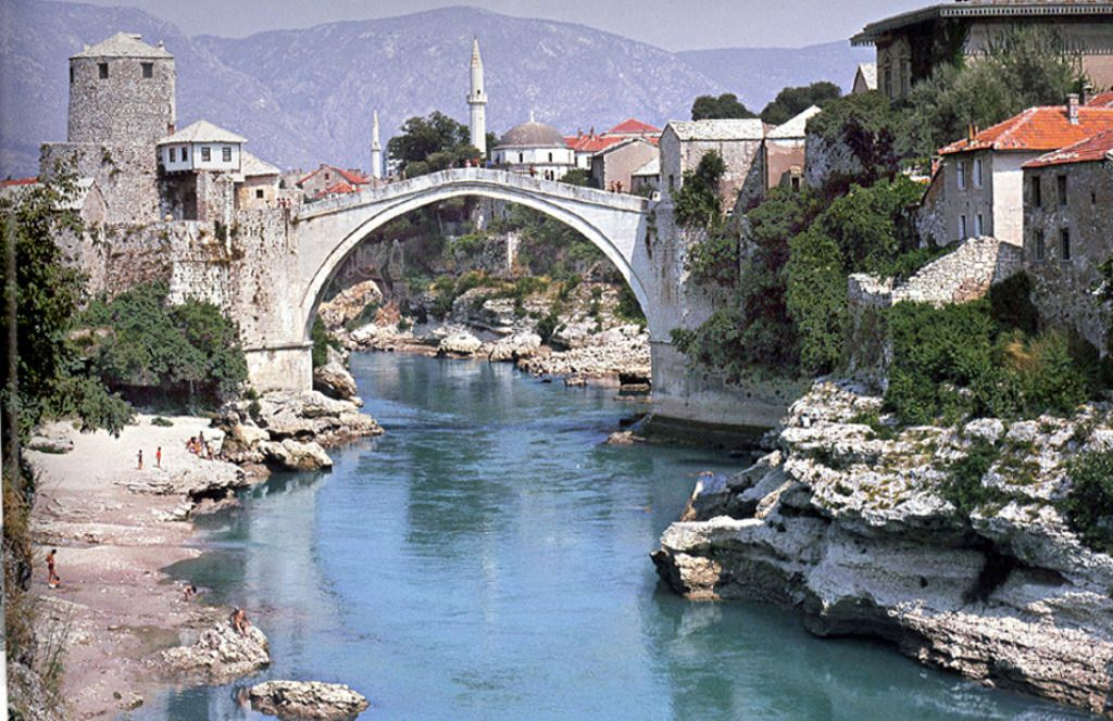 Путешествие в Мостар