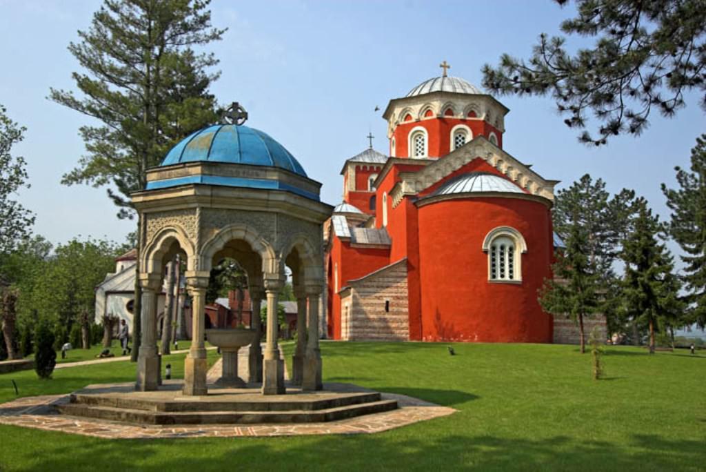 Горный курорт Копаоник