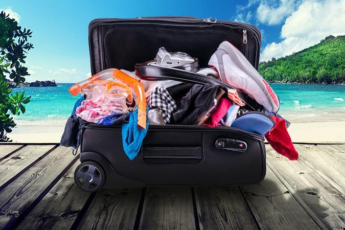 Как правильно уложить чемодан