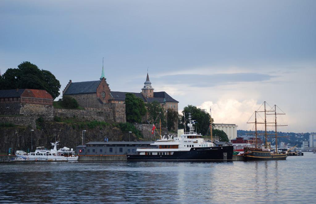 Осло и достопримечательности Осло