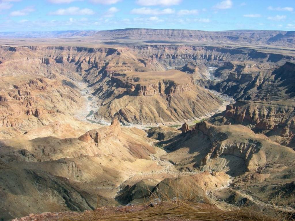 Экзотика Намибии, что посмотреть туристу