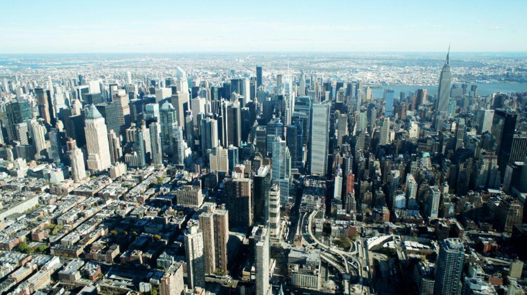 10 популярных улиц Нью Йорка