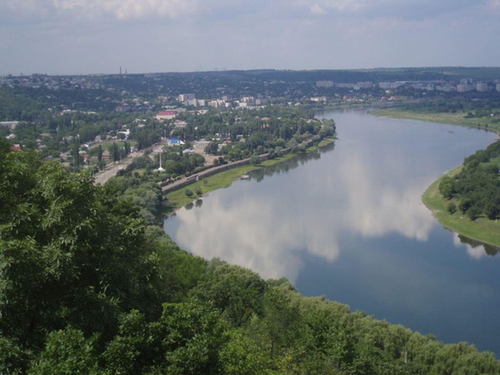 Город Сороки в Молдавии