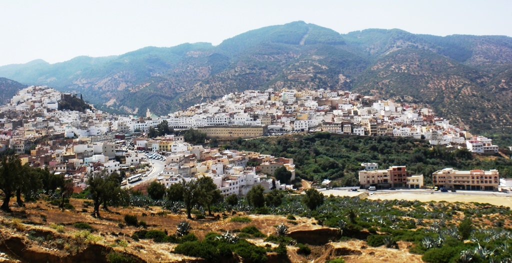 Фес. Древняя столица Марокко