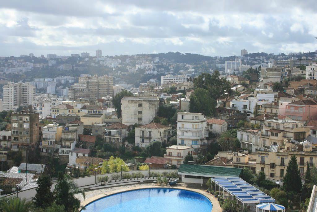 Алжир, столица Алжира