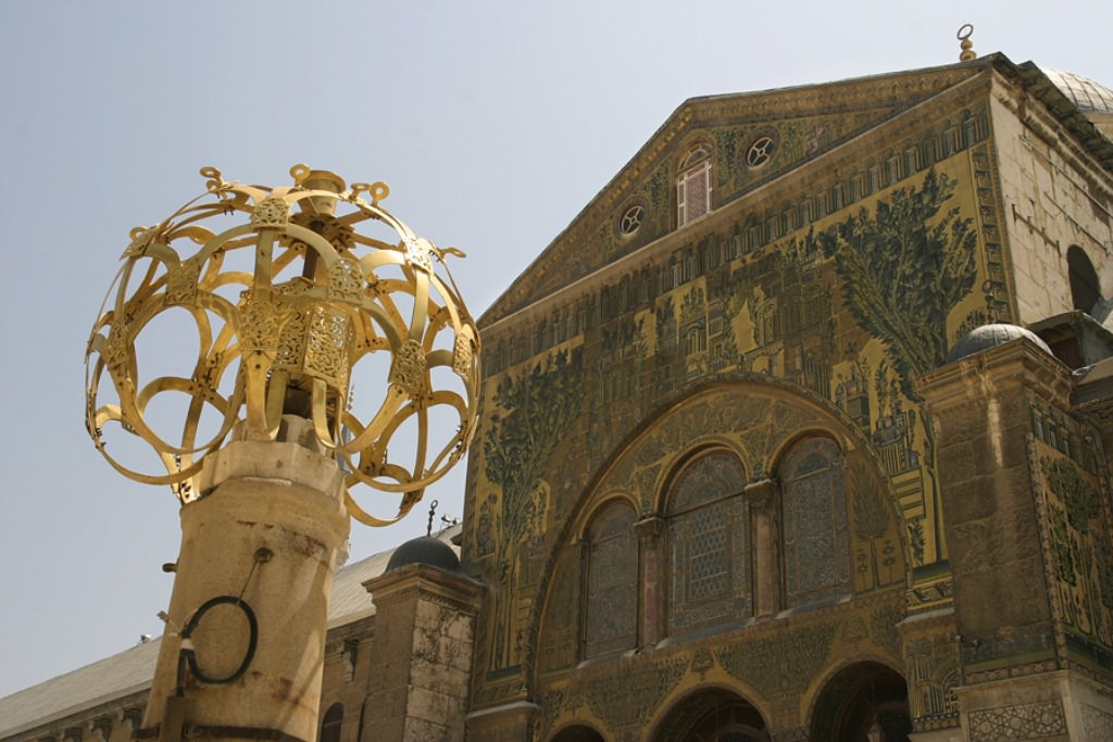 Дамаск, столица Сирии