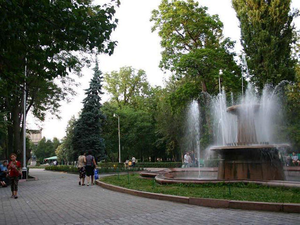 Бишкек, столица Киргизии