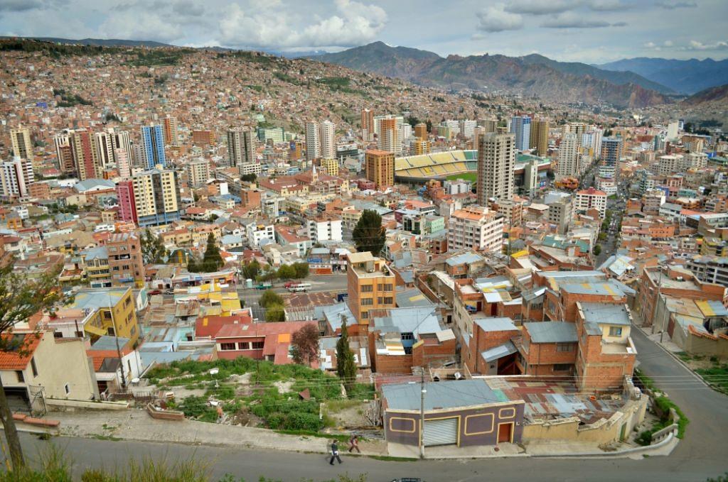 Ла-Пас, столица Боливии