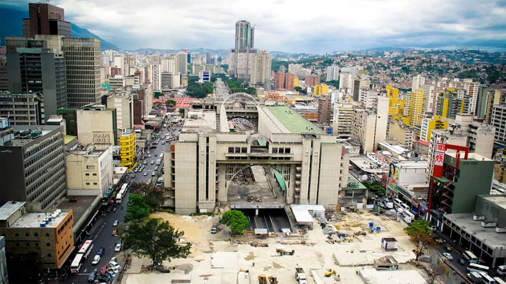 Столица Венесуэлы, Каракас