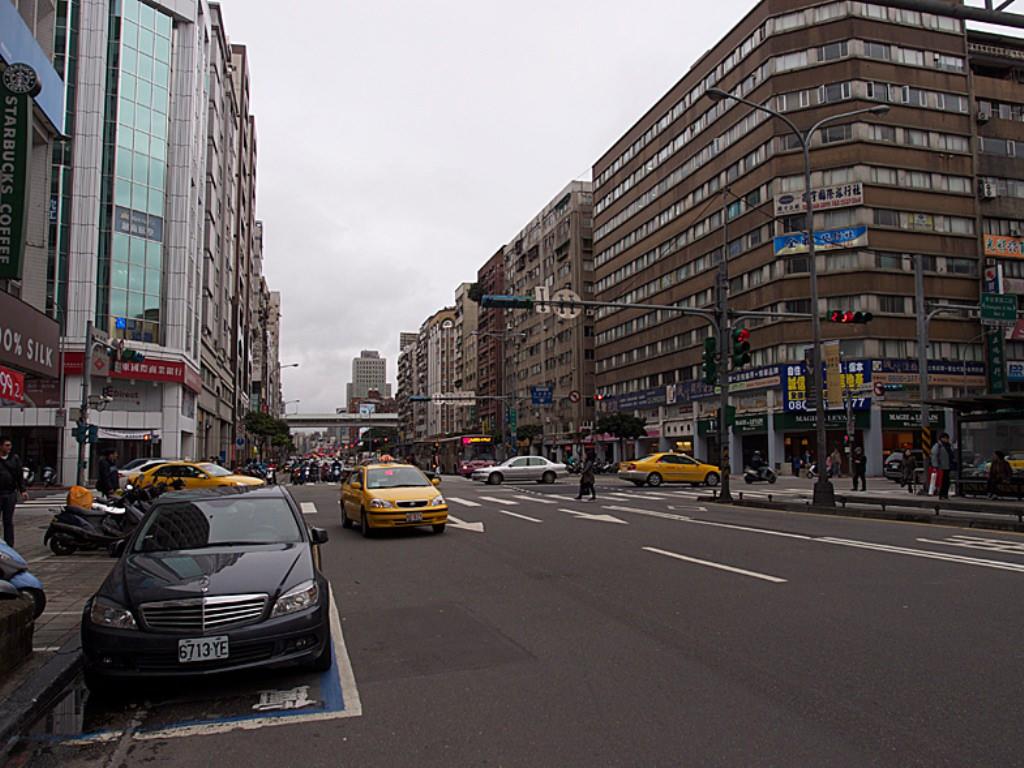 Тайбэй, столица Тайваня